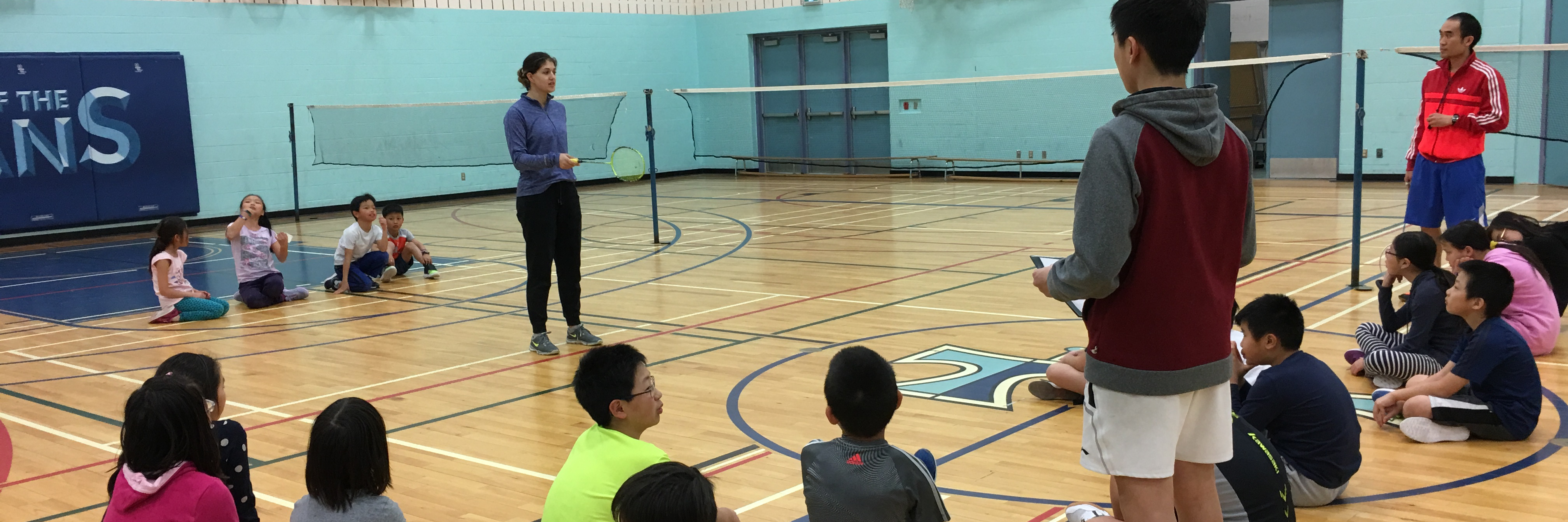 Barrhaven Star Badminton Club